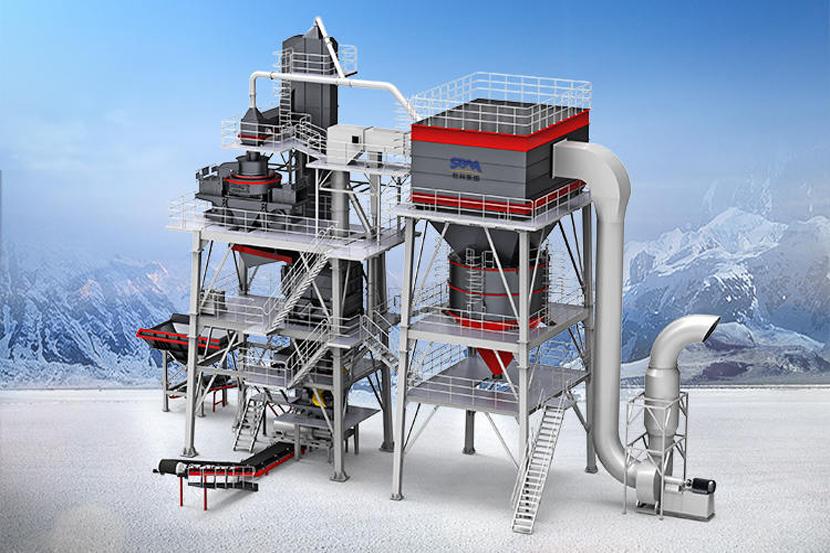 时产100吨的制沙厂需要哪些破碎和制砂设备?一个月大概能赚多少钱?