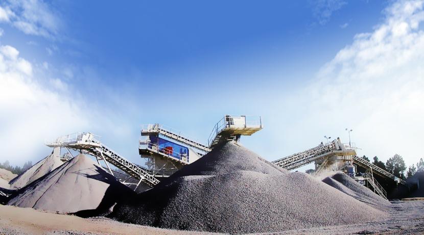 世邦多种时产100吨的石灰石破碎生产线方案可选择