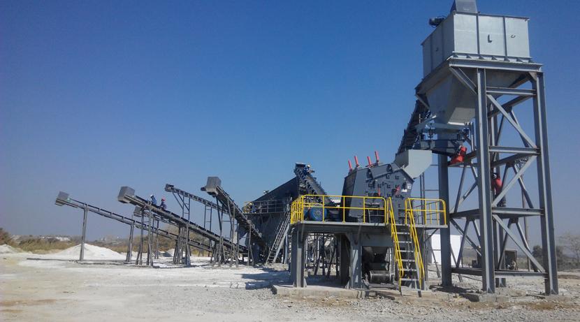 花岗岩砂石料生产线设备报价多少?设备配置明细和报价有吗?