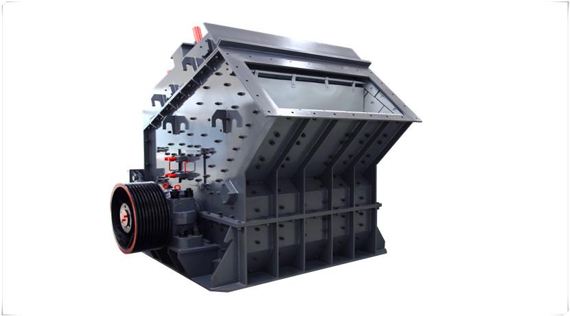 怎么才能延长时产100吨石料反击破制砂机反击板的使用寿命