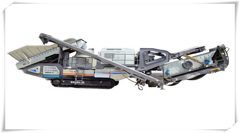 哪个建筑垃圾履带式破碎机厂家好、生产出来的移动破碎机使用寿命长?
