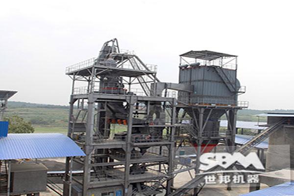 石灰石精品制砂生产线|干法制砂设备|机制砂生产线需要哪些设备