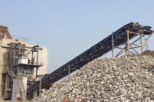 河卵石破碎制砂生产线|制砂全套设备|环保制砂生产设备