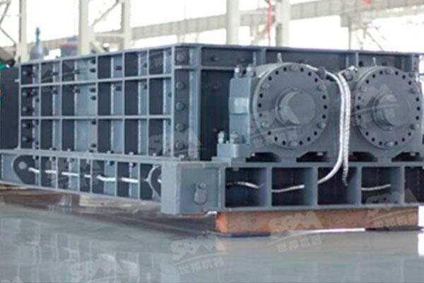 金属尾矿破碎处理生产线|金属粉碎机|矿石破碎机设备
