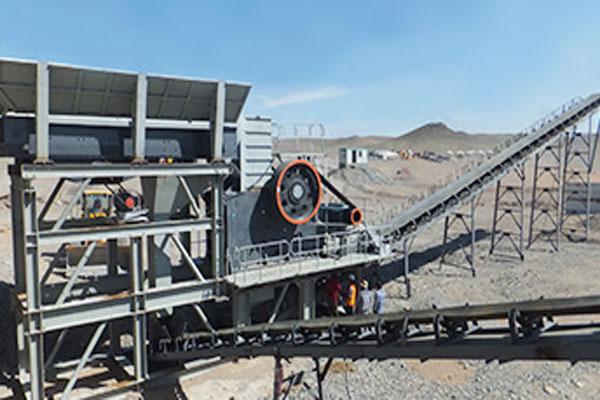 锰矿石破碎生产线|锰矿石工艺流程|锰矿石的尾砂有什么用途