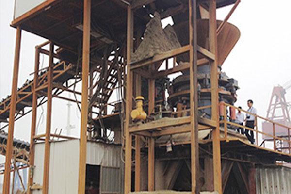 铅锌矿石破碎线|矿山破碎设备|矿石破碎生产线在哪里购买