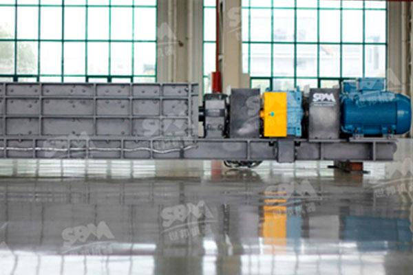 哈萨克斯坦时产450吨金属尾矿破碎处理生产线