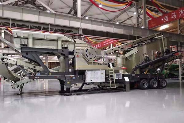 移动式石子粉碎生产线|石子破碎机设备价格|石子粉碎机生产厂家