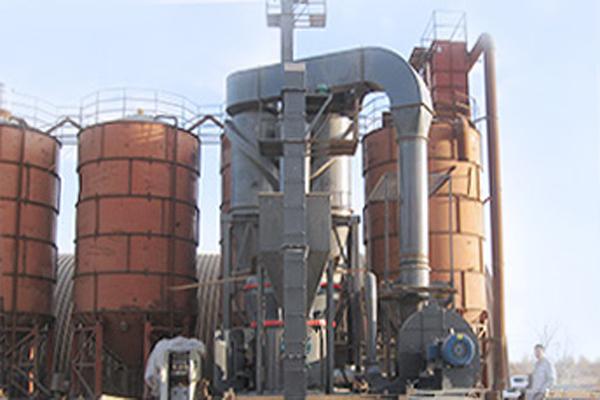 江苏年产10万吨石灰石磨粉生产线