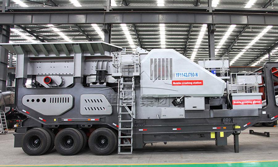 世邦环保移动机制砂生产线设备的优势,一台设备价格多少?
