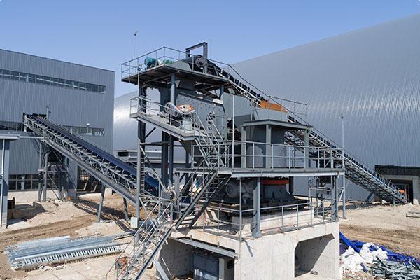 石英砂生产线如何配置?一套制砂设备价格多少?