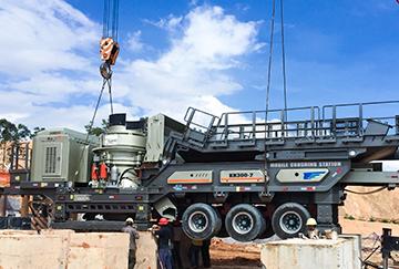 每小时150吨左右的新疆移动制沙机有哪些型号?报价如何?