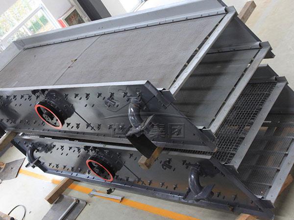 Y系振动筛分设备