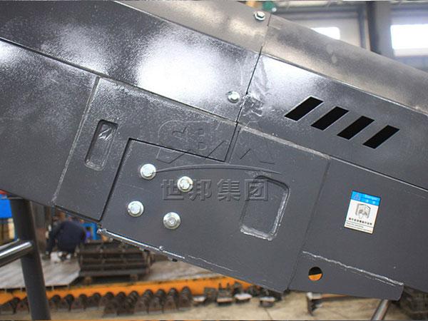 B6X系列带式输送机